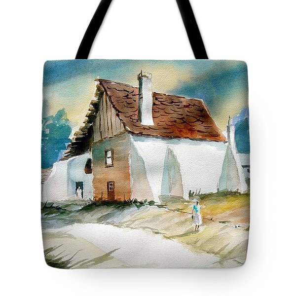 George's House Tote Bag