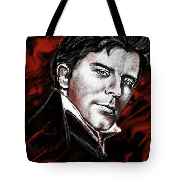 Gerard Philippe Tote Bag by Francoise Dugourd-Caput