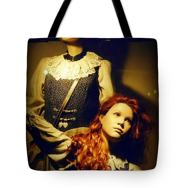 German Mannequins Tote Bag by Halifax Photography John Malone
