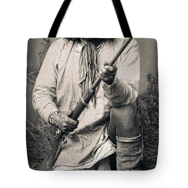 Geronimo - 1886 Tote Bag