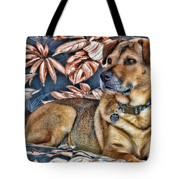 Gerry And The Lounge Chair Tote Bag