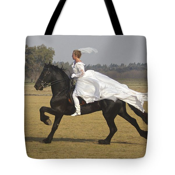Get Me To The Church On Time Tote Bag