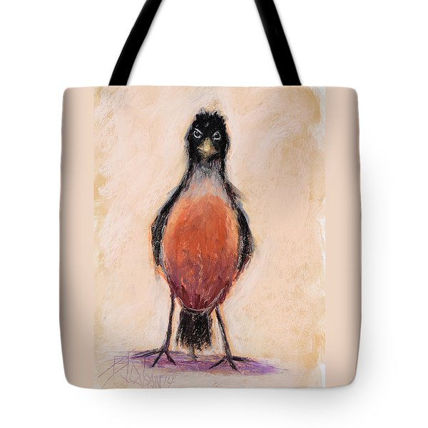 Get Out Of My Yard Tote Bag