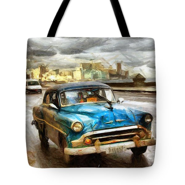 Get Outta My Dreams Get Into My Car Tote Bag