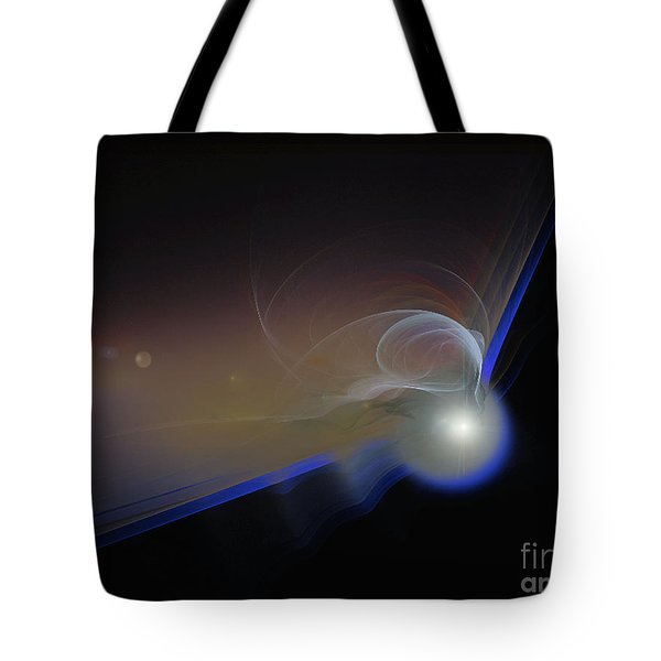 Get To The Point Tote Bag by Dana Haynes