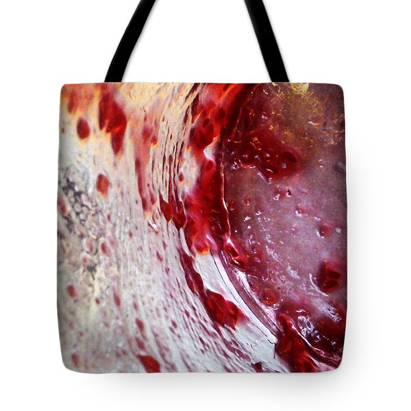 Getaway Jar Tote Bag by Martin Howard