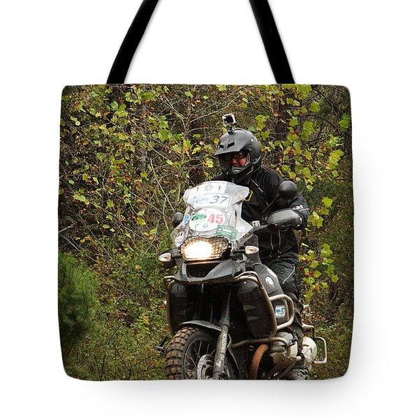 Getting Some Air Tote Bag