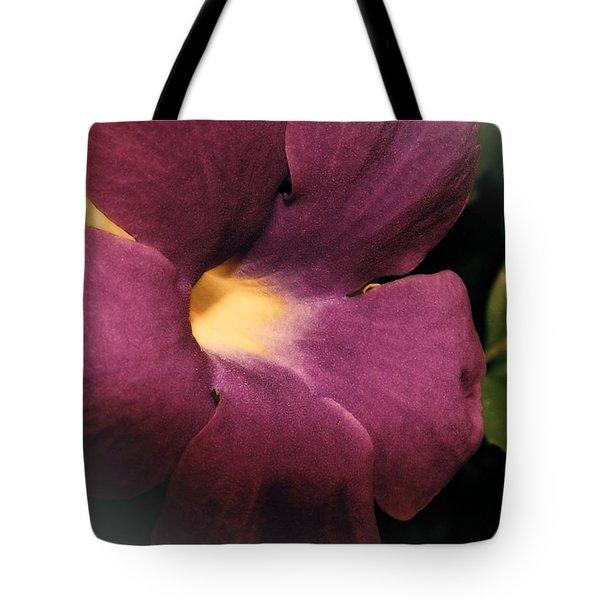 Ghana Violet Tote Bag