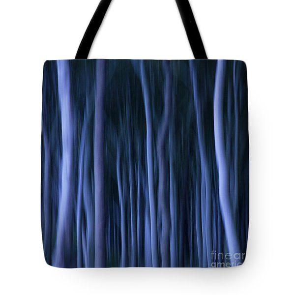 Ghost Forest Tote Bag by Heiko Koehrer-Wagner
