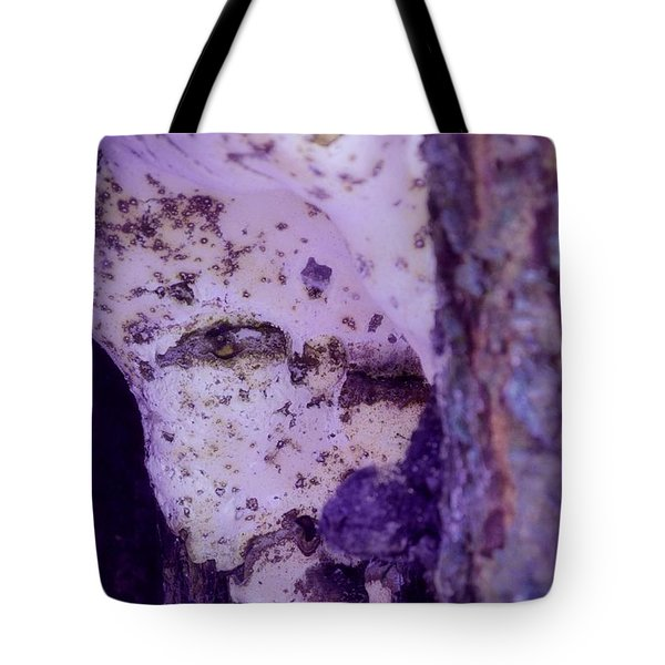 Ghost In The Tree Tote Bag