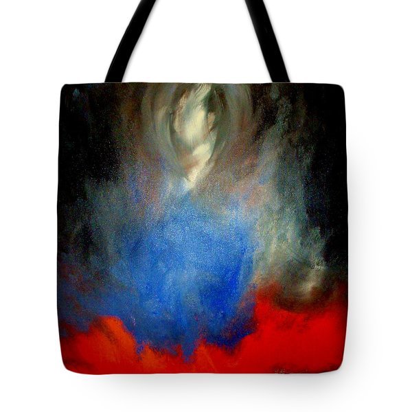 Ghost Tote Bag by Lisa Kaiser