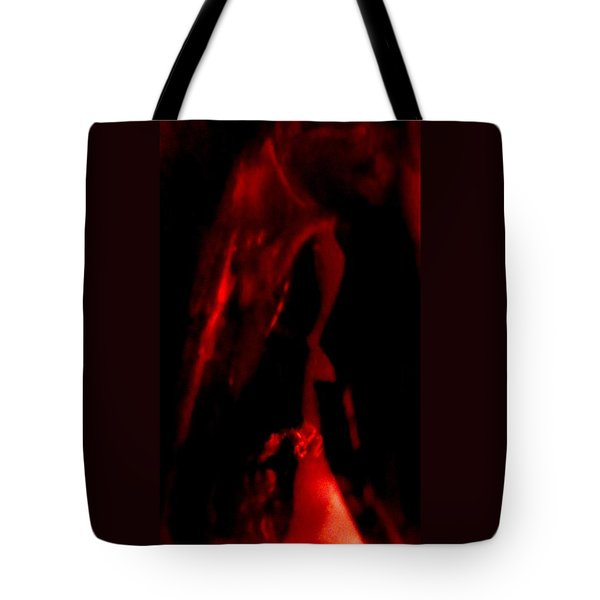 Tote Bag featuring the photograph Ghost by Mike Breau