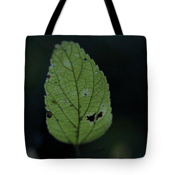 Ghost Of Summer Tote Bag