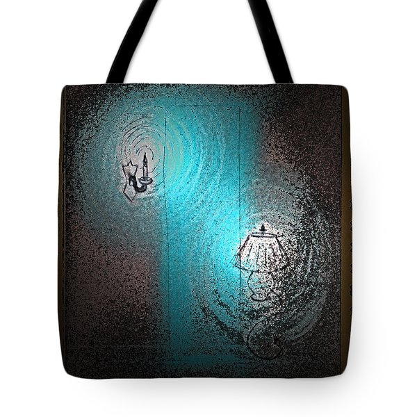 Ghost Stories Enniscoe Nights By Jrr Tote Bag by First Star Art