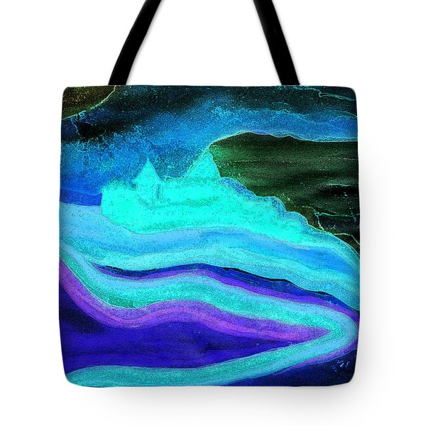 Ghostly Castle By Jrr Tote Bag by First Star Art