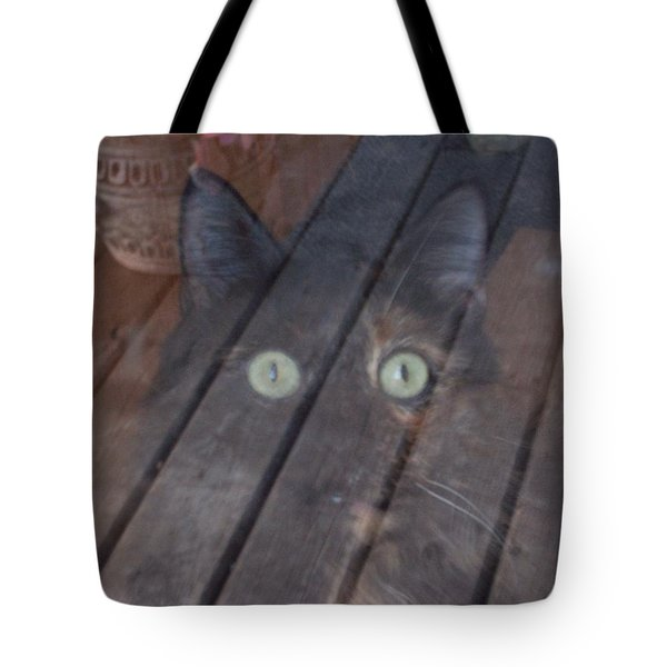 Ghostly Tote Bag