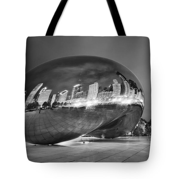 Ghosts In The Bean Tote Bag by Adam Romanowicz