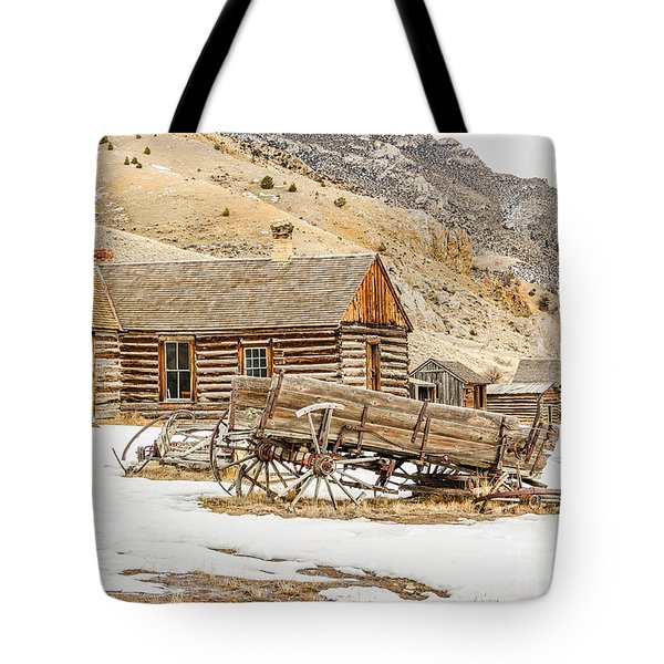 Ghosts In The Window? Tote Bag