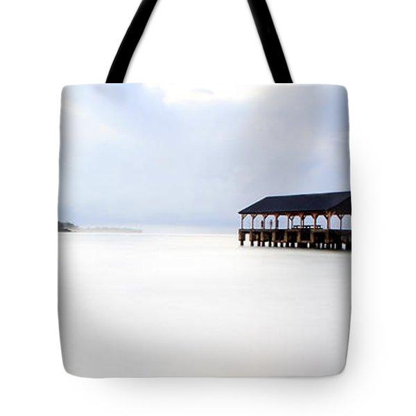 Ghosts Of Hanalei Tote Bag