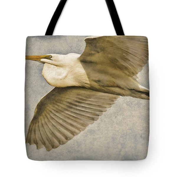Giant Beauty In Flight Tote Bag by Deborah Benoit
