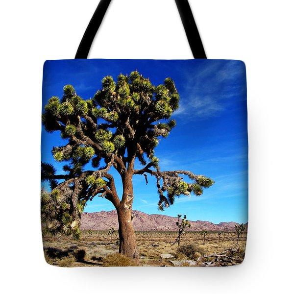 Giant Joshua Tote Bag