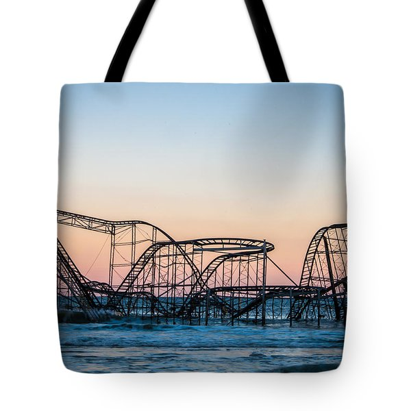 Giant Of The Sea Tote Bag