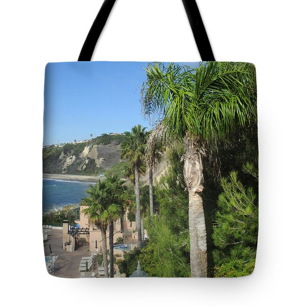 Giant Palm Tote Bag