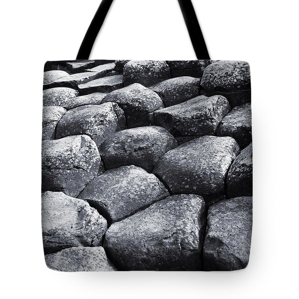 Tote Bag featuring the photograph Giant Steps by Jane McIlroy