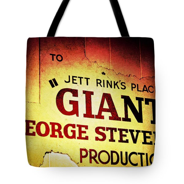 Giant Tote Bag by Trish Mistric