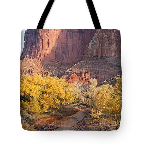 Gifford Farm Capitol Reef National Park Tote Bag
