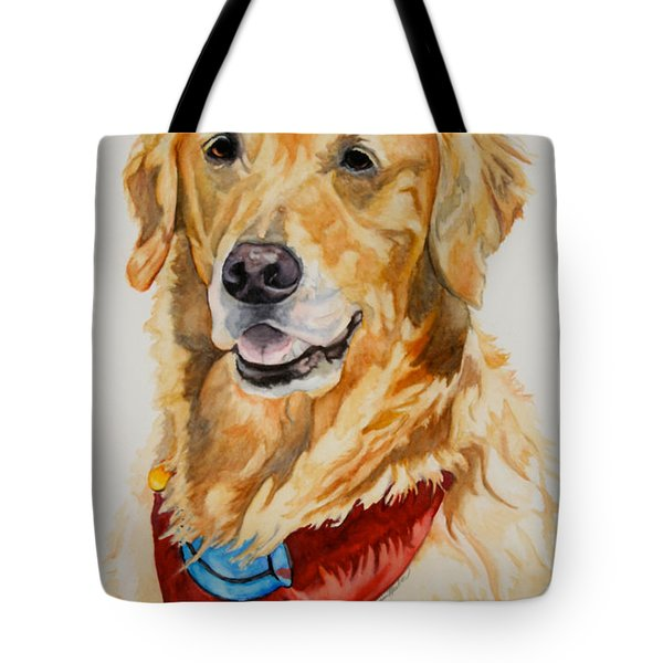 Gift Of Gold Tote Bag by Susan Herber