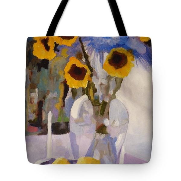 Gifts Of The Sun Tote Bag