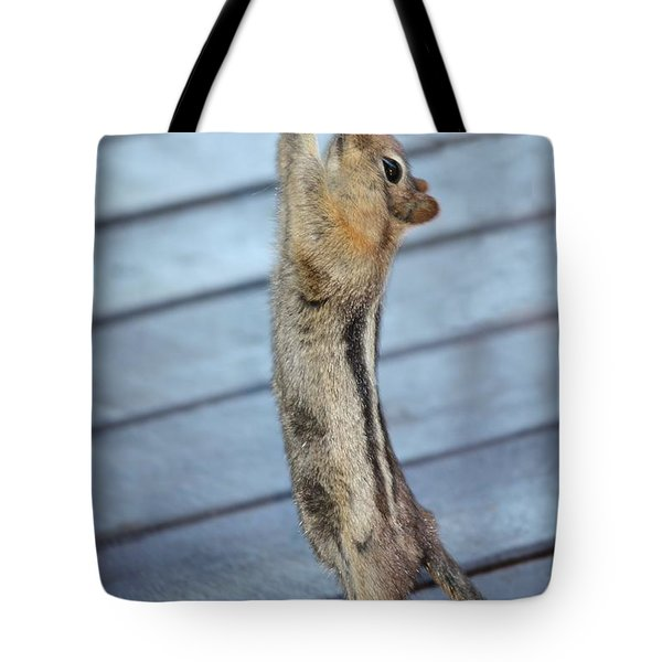 Tote Bag featuring the photograph Gim-me-gim-me-gim-me by Patrick Witz