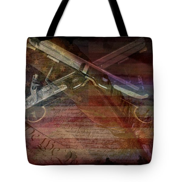 Gimme Back My Bullets Tote Bag