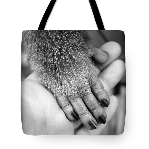 Gimme Five Tote Bag