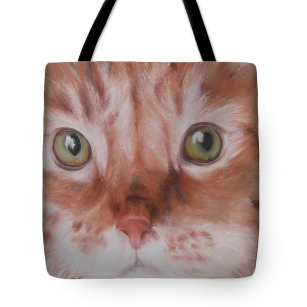 Ginger Tote Bag by Cherise Foster