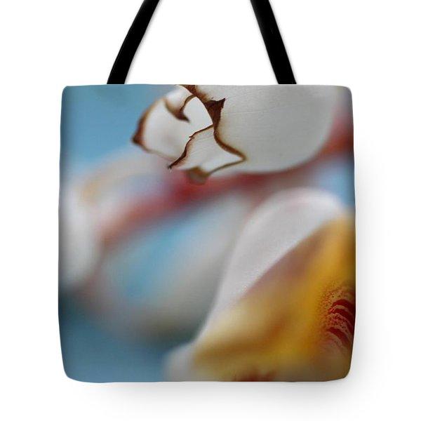 Ginger Flower Tote Bag by AR Annahita