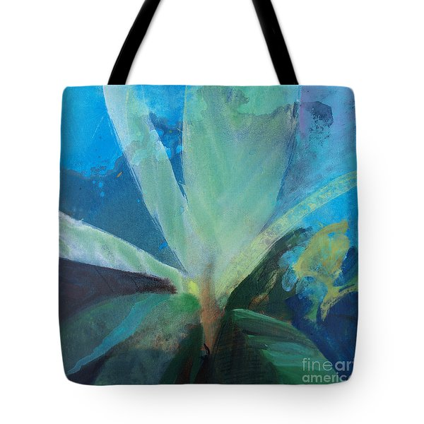Tote Bag featuring the painting Ginger Tea by Robin Maria Pedrero