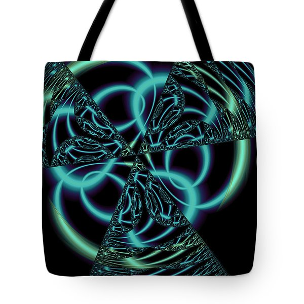 Tote Bag featuring the digital art Gingezel 1 The Limit by Judi Suni Hall