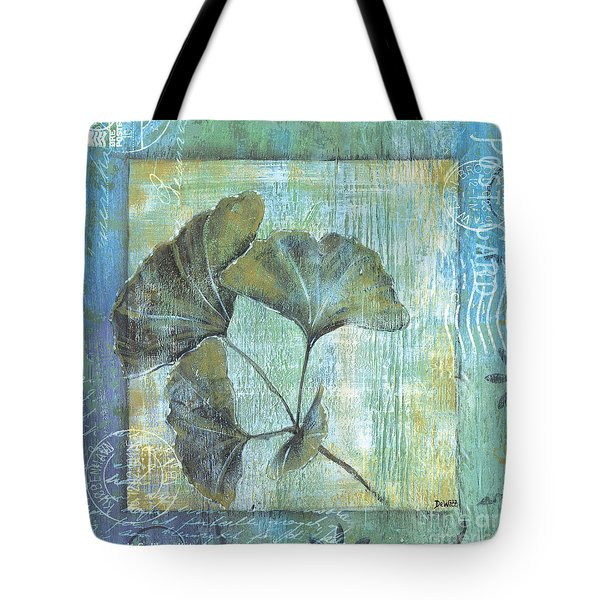 Gingko Spa 2 Tote Bag
