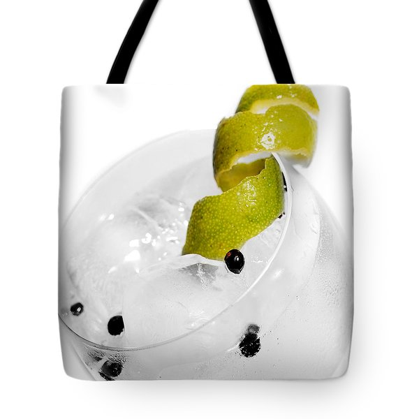 Gintonic Detail Tote Bag by Gina Dsgn