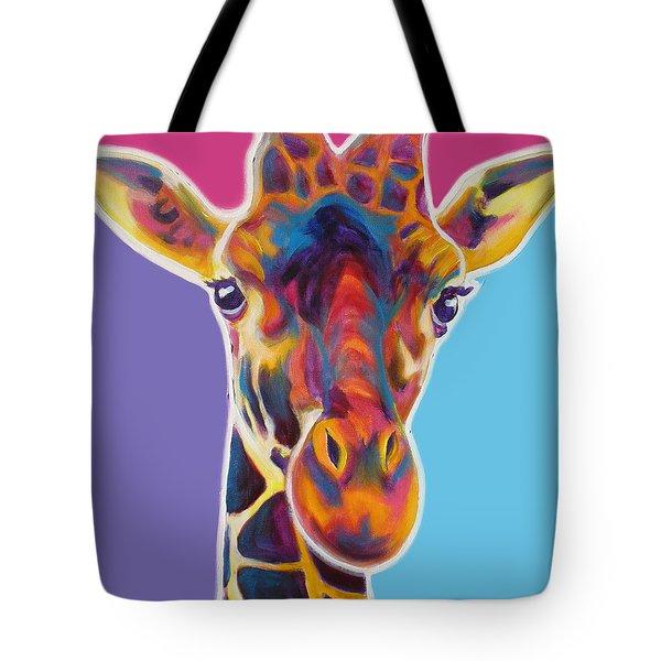 Giraffe - Marius Tote Bag