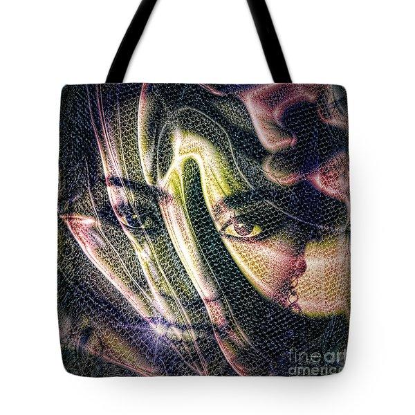 Girl Of My Dreams Tote Bag