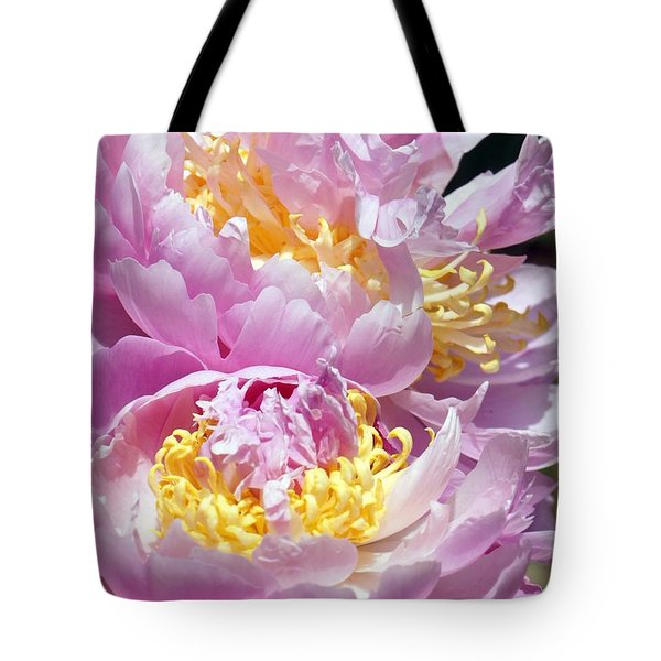 Tote Bag featuring the photograph Girly Girls by Lilliana Mendez