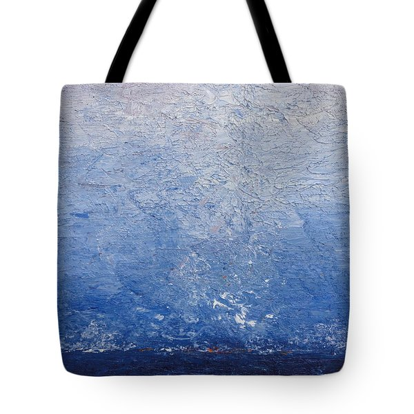 Give Up The Ghost Tote Bag by Shannon Grissom