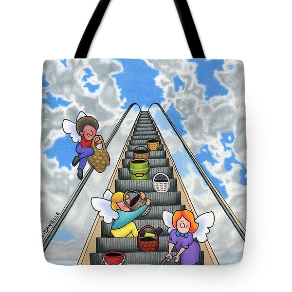 Give Your Worries To God Tote Bag