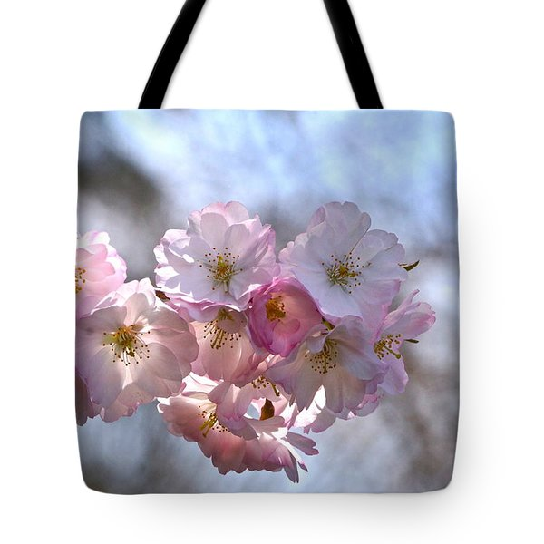 Giving Thanks Tote Bag by Byron Varvarigos