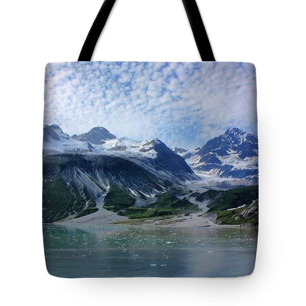 Glacier Bay Scenic Tote Bag