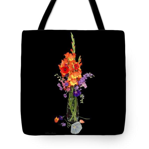 Glad Vase Tote Bag