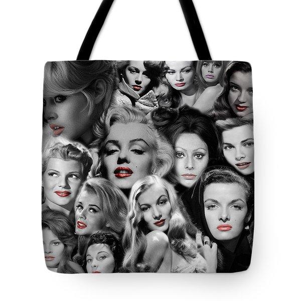 Glamour Girls 1 Tote Bag